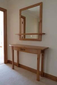 Martin Console & mirror