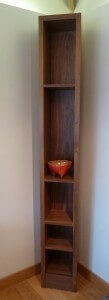 Tall Alcove Shelves
