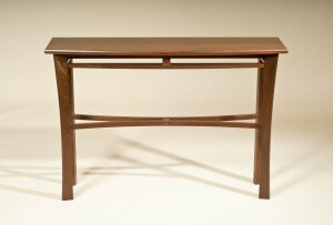 Virginia Walnut Console 2